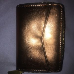 Mini fossil wallet